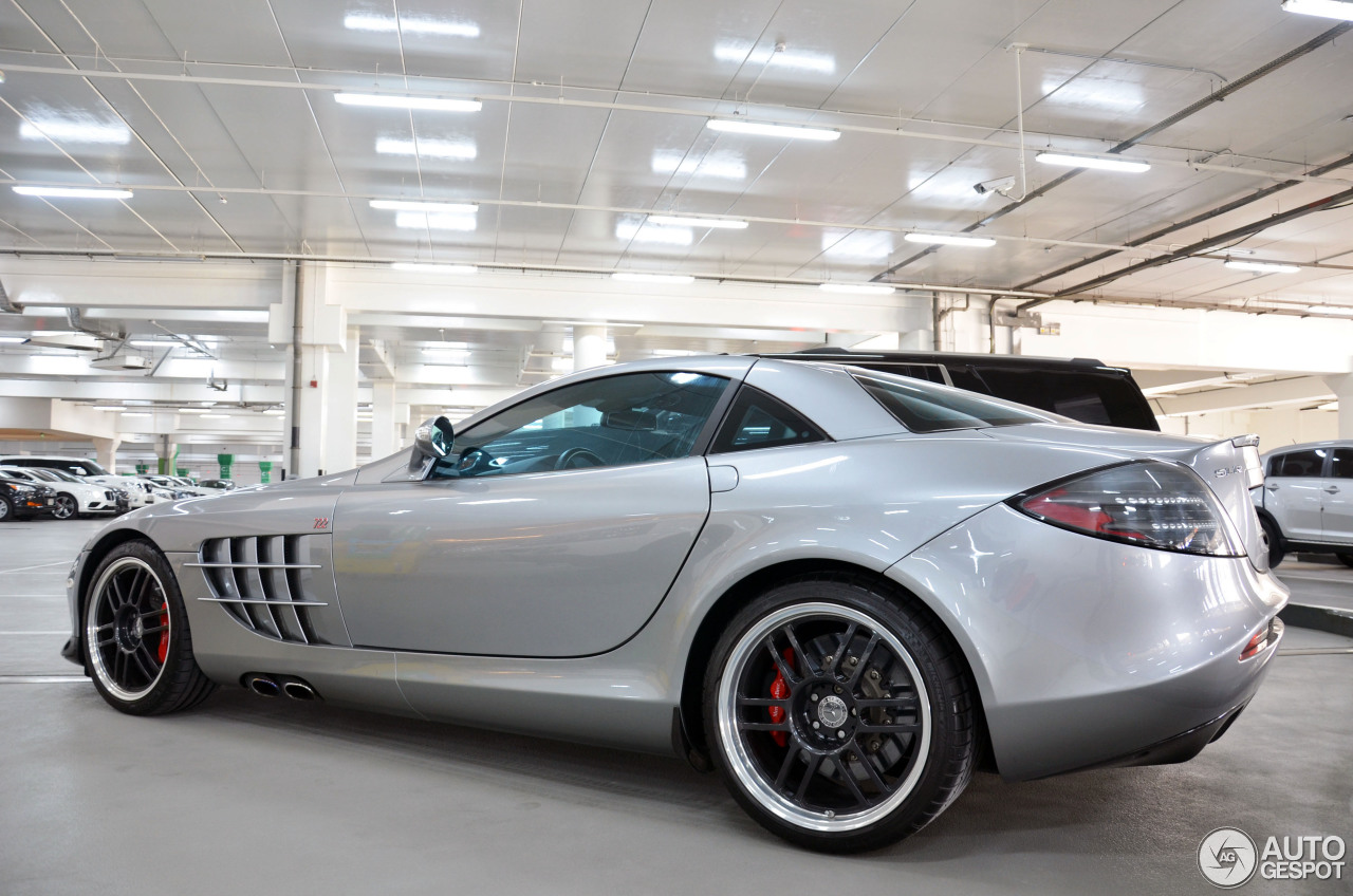 Mercedes benz slr mclaren 722 edition 14 march 2017 for Mercedes benz slr