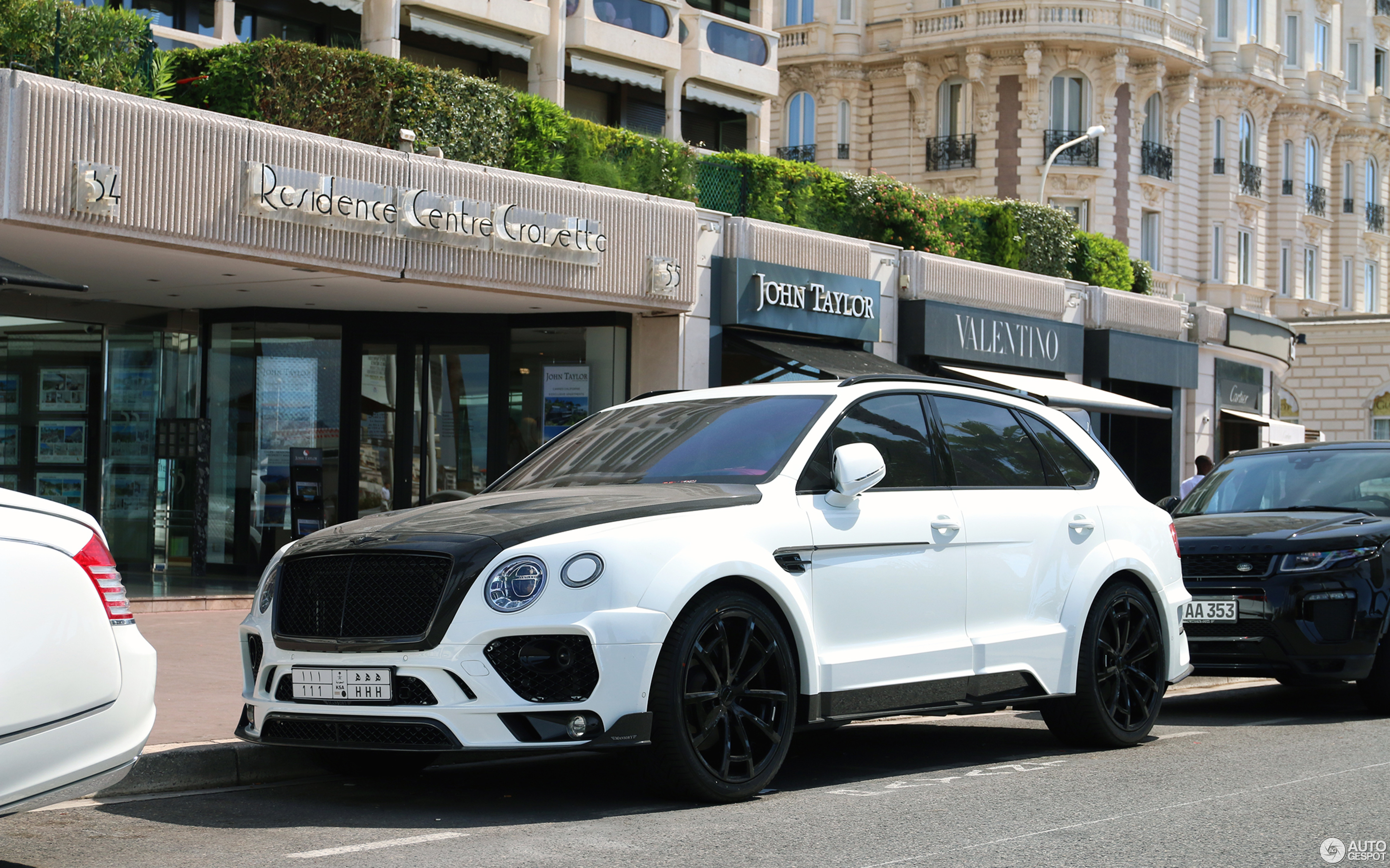 Bentley Mansory Bentayga 14 March 2017 Autogespot