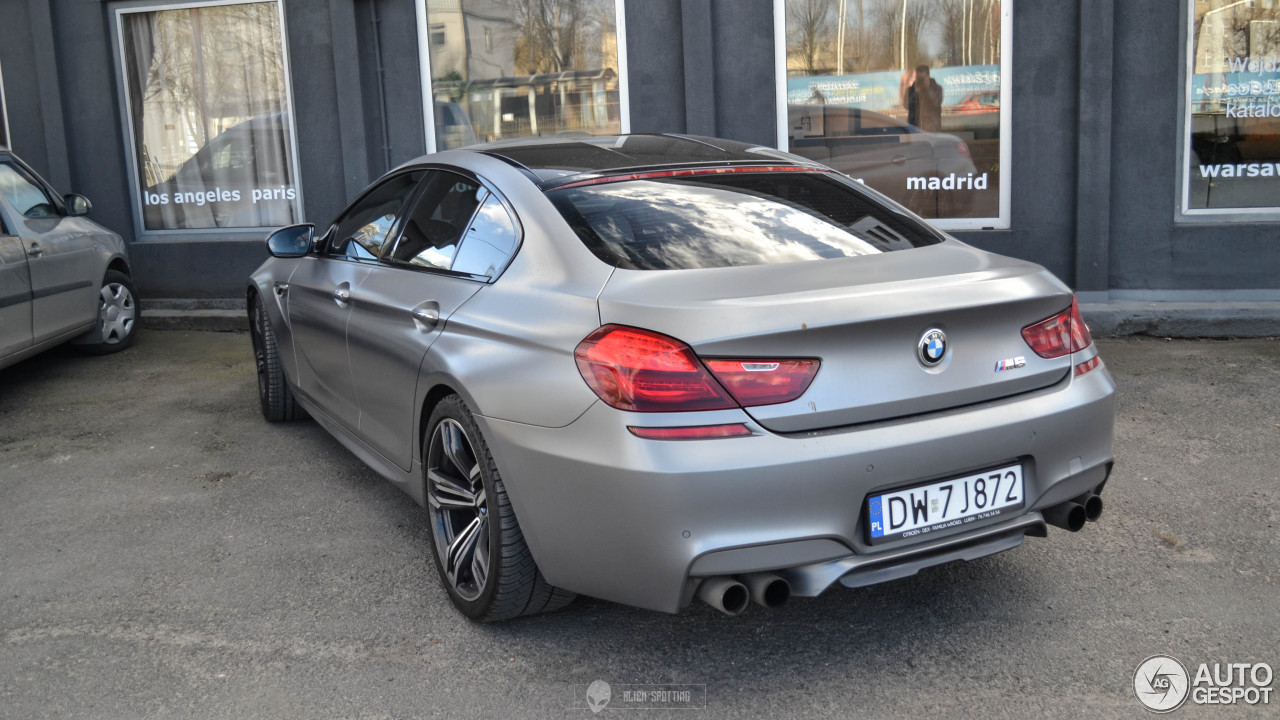 bmw m6 f06 gran coup 15 march 2017 autogespot. Black Bedroom Furniture Sets. Home Design Ideas