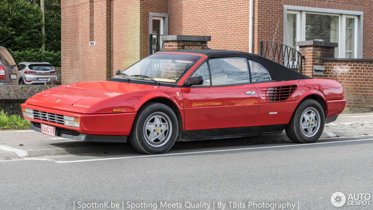 Ferrari Mondial 32 Cabriolet 17 March 2017 Autogespot