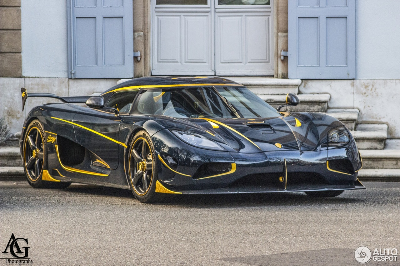 Fastest Car In The World 2015 >> Koenigsegg Agera RS Naraya - 17 March 2017 - Autogespot