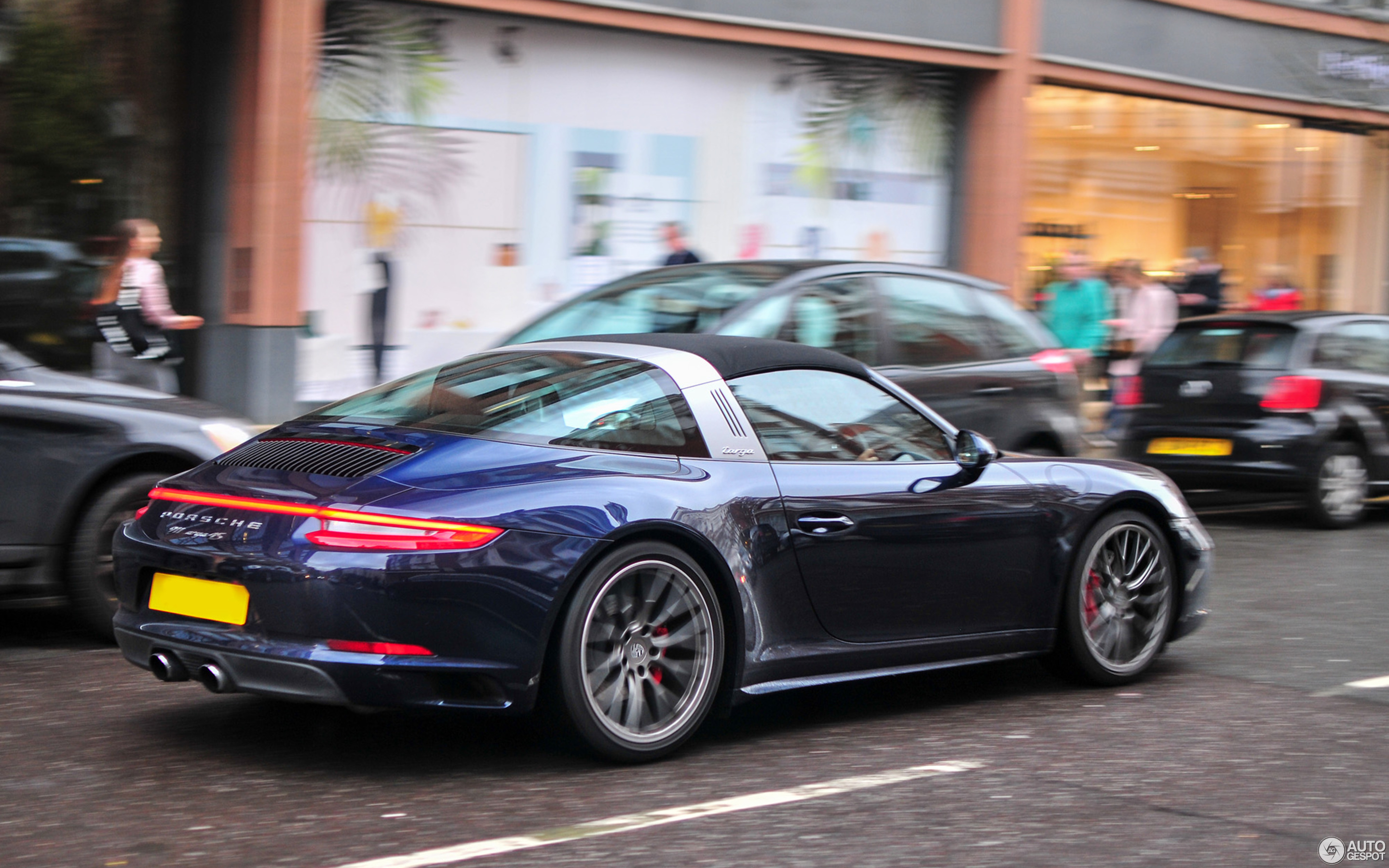 Porsche 991 targa 4s mkii 17 march 2017 autogespot porsche 991 targa 4s mkii sciox Image collections
