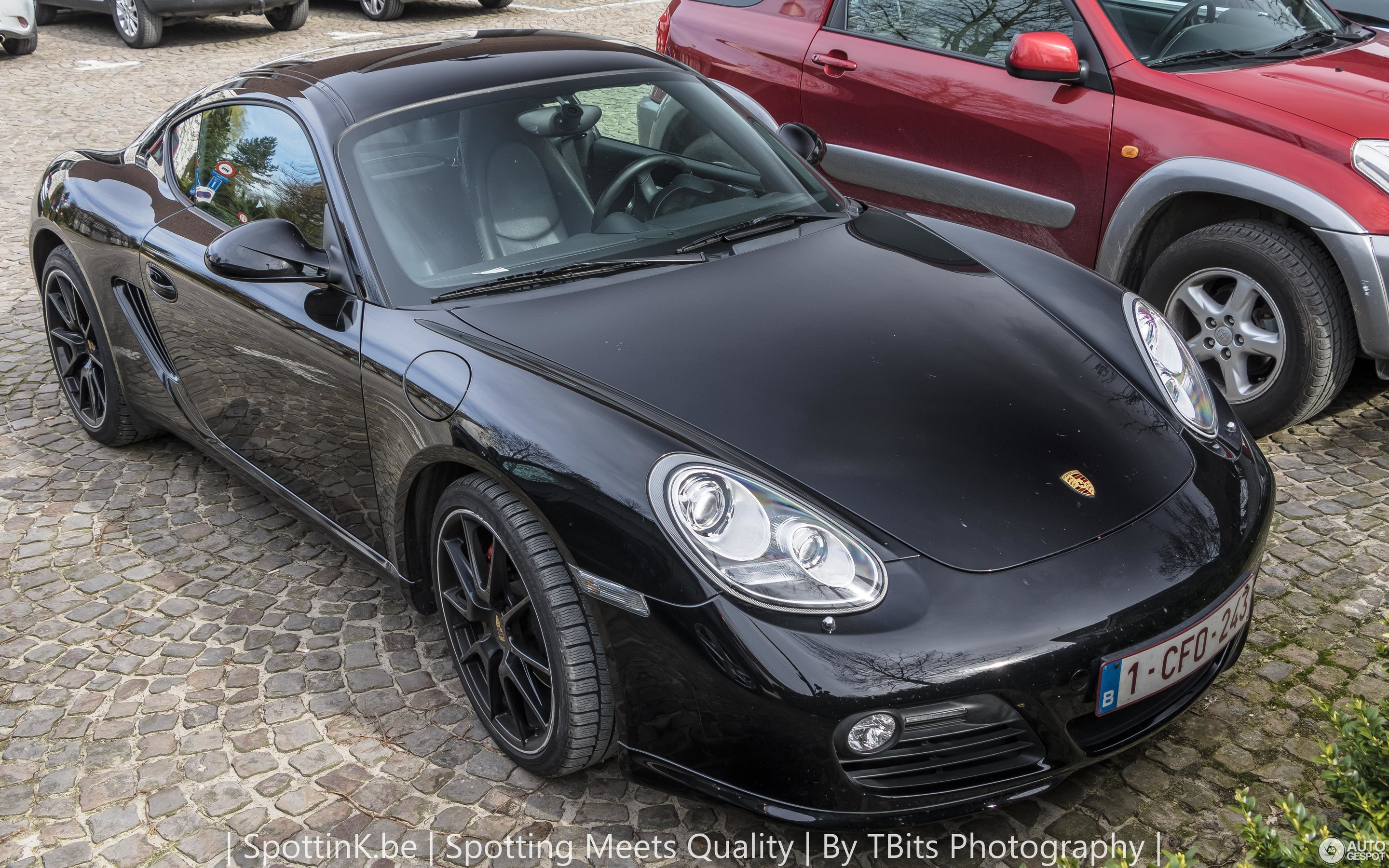 Porsche Cayman S Mkii Black Edition 17 March 2017 Autogespot
