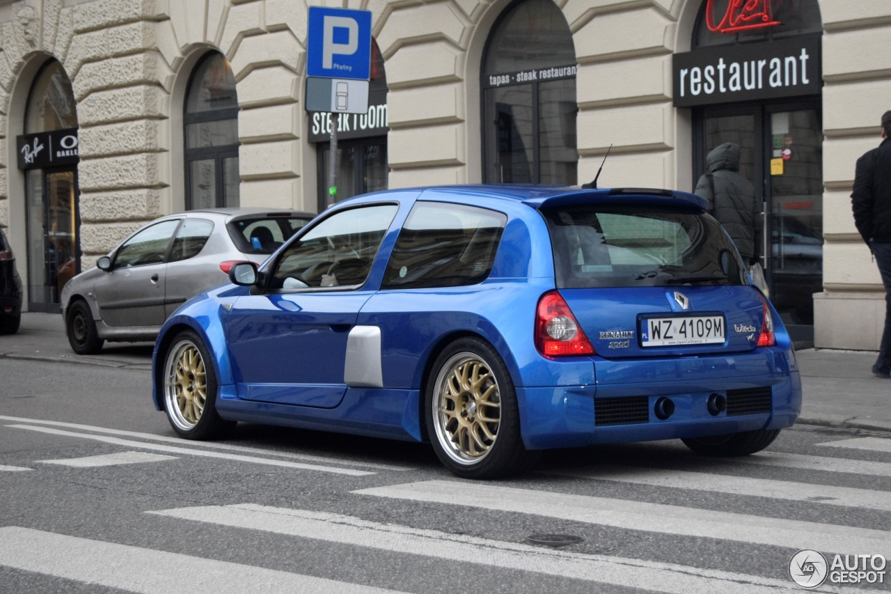 Renault Clio V6 Phase Ii 17 March 2017 Autogespot
