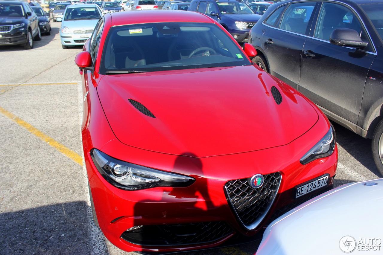 Got my first alfa!  Alfa Romeo Giulia Forum