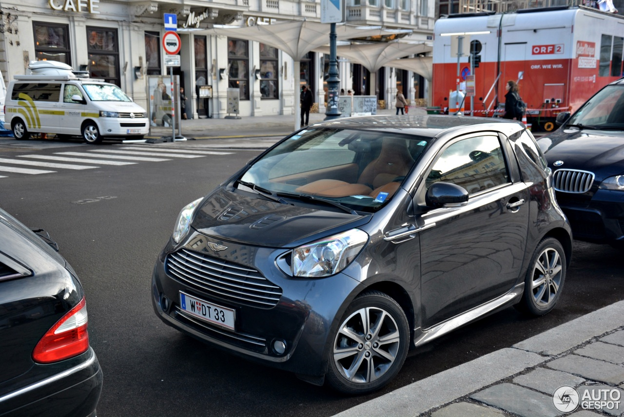 aston martin cygnet - 18 march 2017 - autogespot