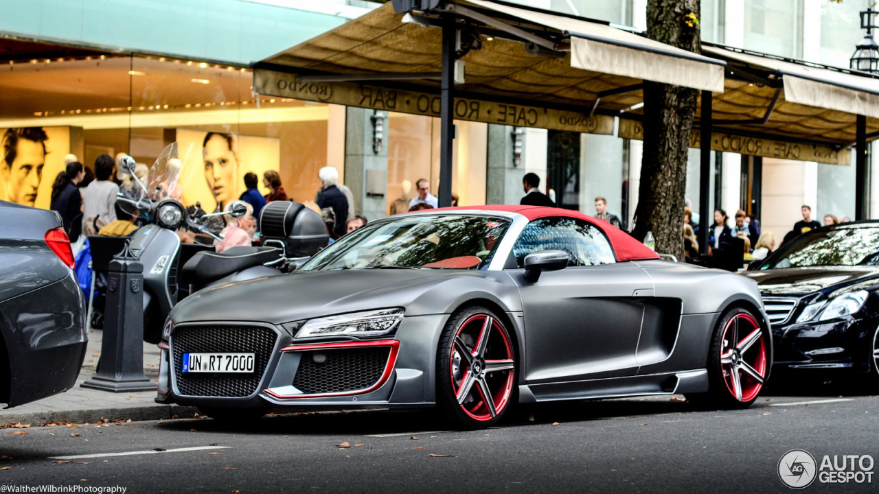 audi r8 v10 spyder 2013 regula tuning 18 march 2017. Black Bedroom Furniture Sets. Home Design Ideas