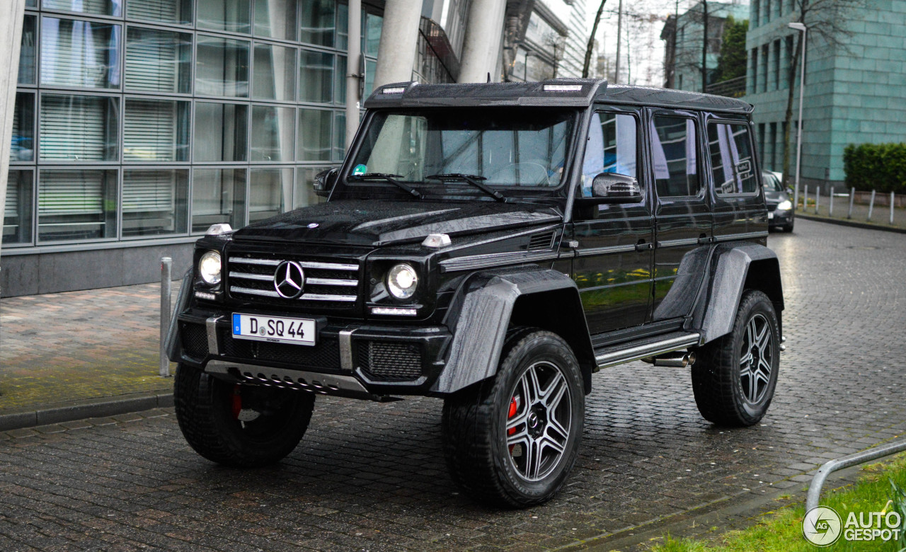 mercedes benz g 500 4x4 18 mrz 2017 autogespot. Black Bedroom Furniture Sets. Home Design Ideas
