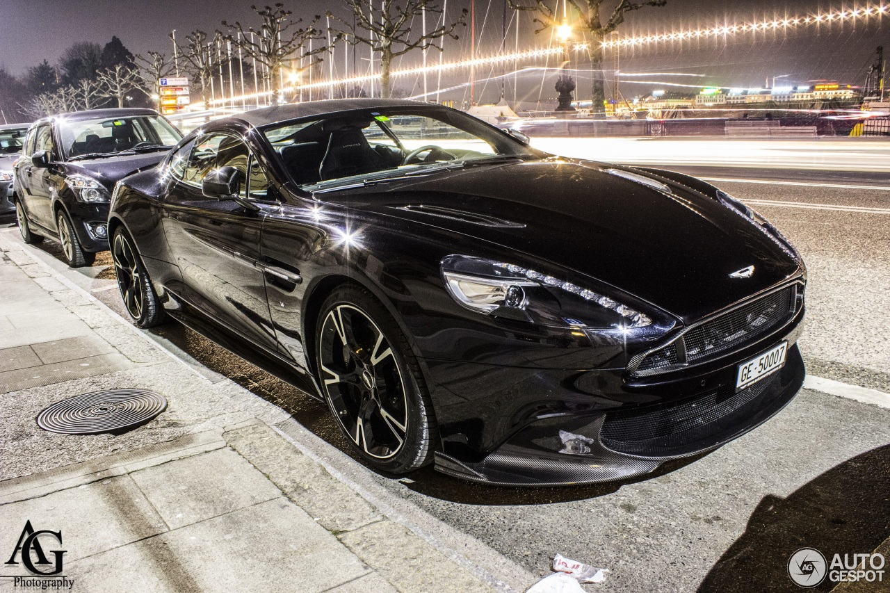 Aston Martin Vanquish S 2017 - 19 March 2017 - Autogespot