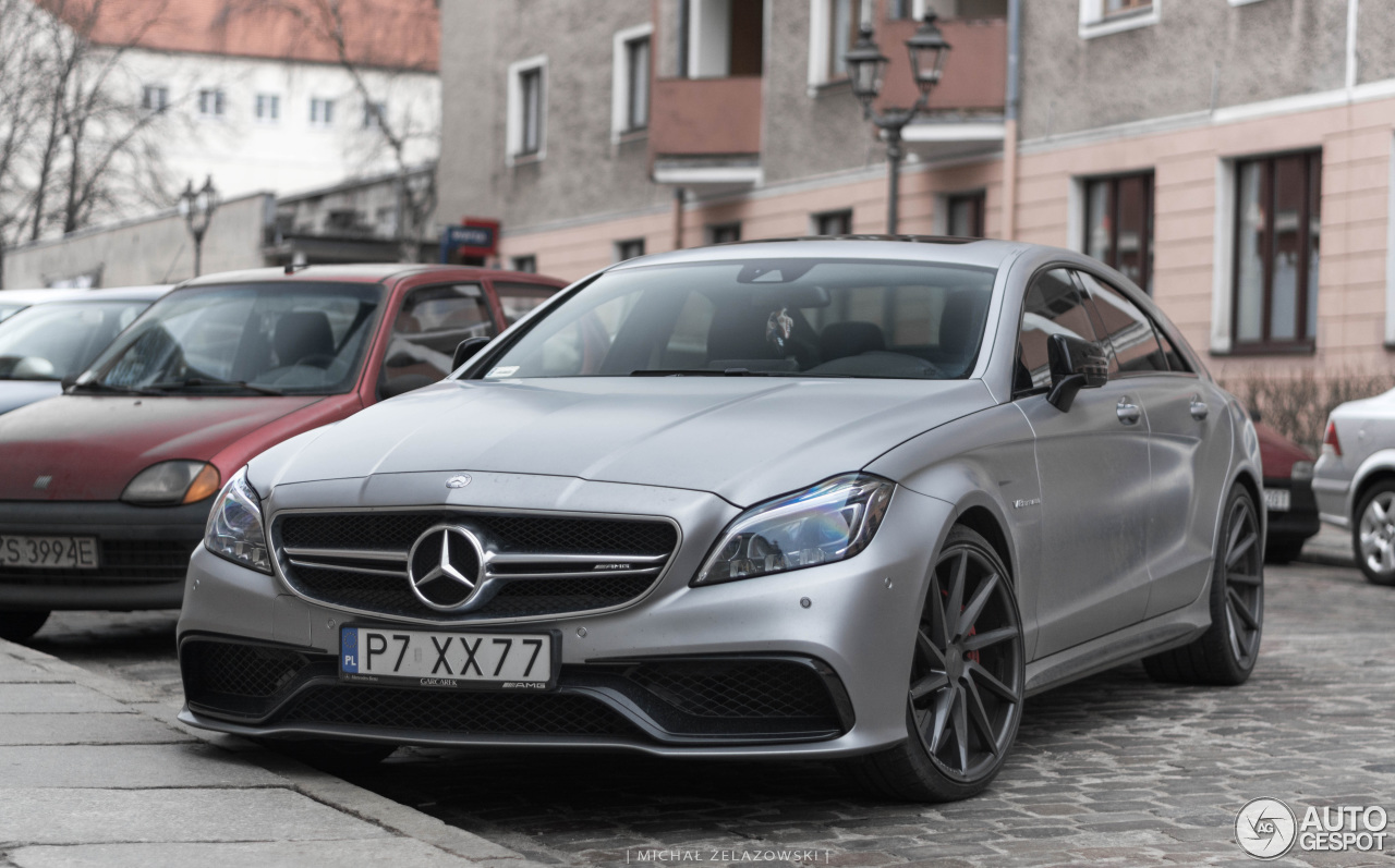Mercedes benz cls 63 amg s c218 2015 19 march 2017 for 2017 amg cls 63 mercedes benz