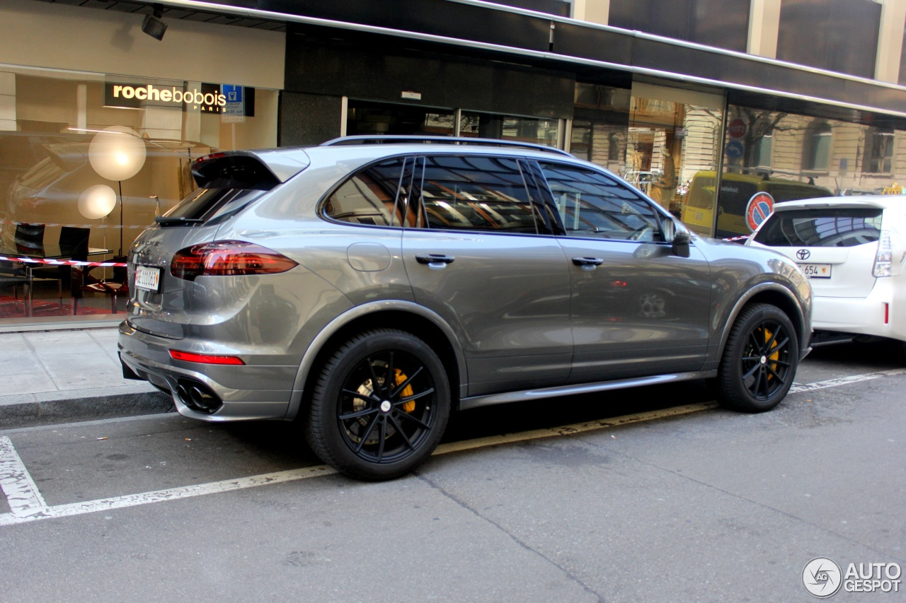 porsche 958 cayenne turbo s mkii 19 march 2017 autogespot. Black Bedroom Furniture Sets. Home Design Ideas