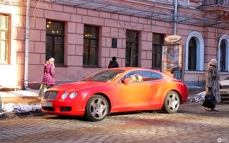 Bentley Continental GT 21 March 2017 Autogespot