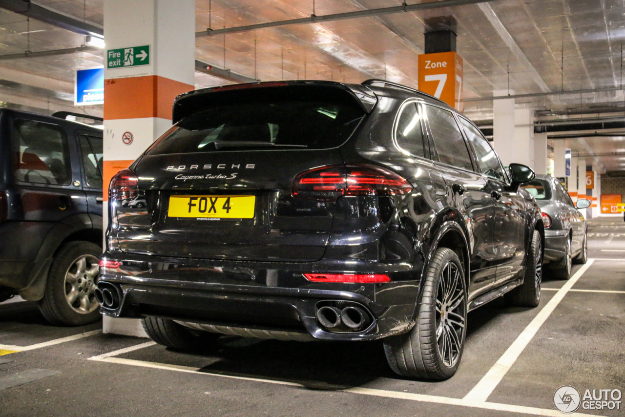 porsche 958 cayenne turbo s mkii 22 march 2017 autogespot. Black Bedroom Furniture Sets. Home Design Ideas
