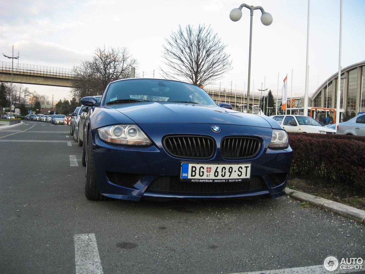BMW Z M Coupé March Autogespot - Bmw 23
