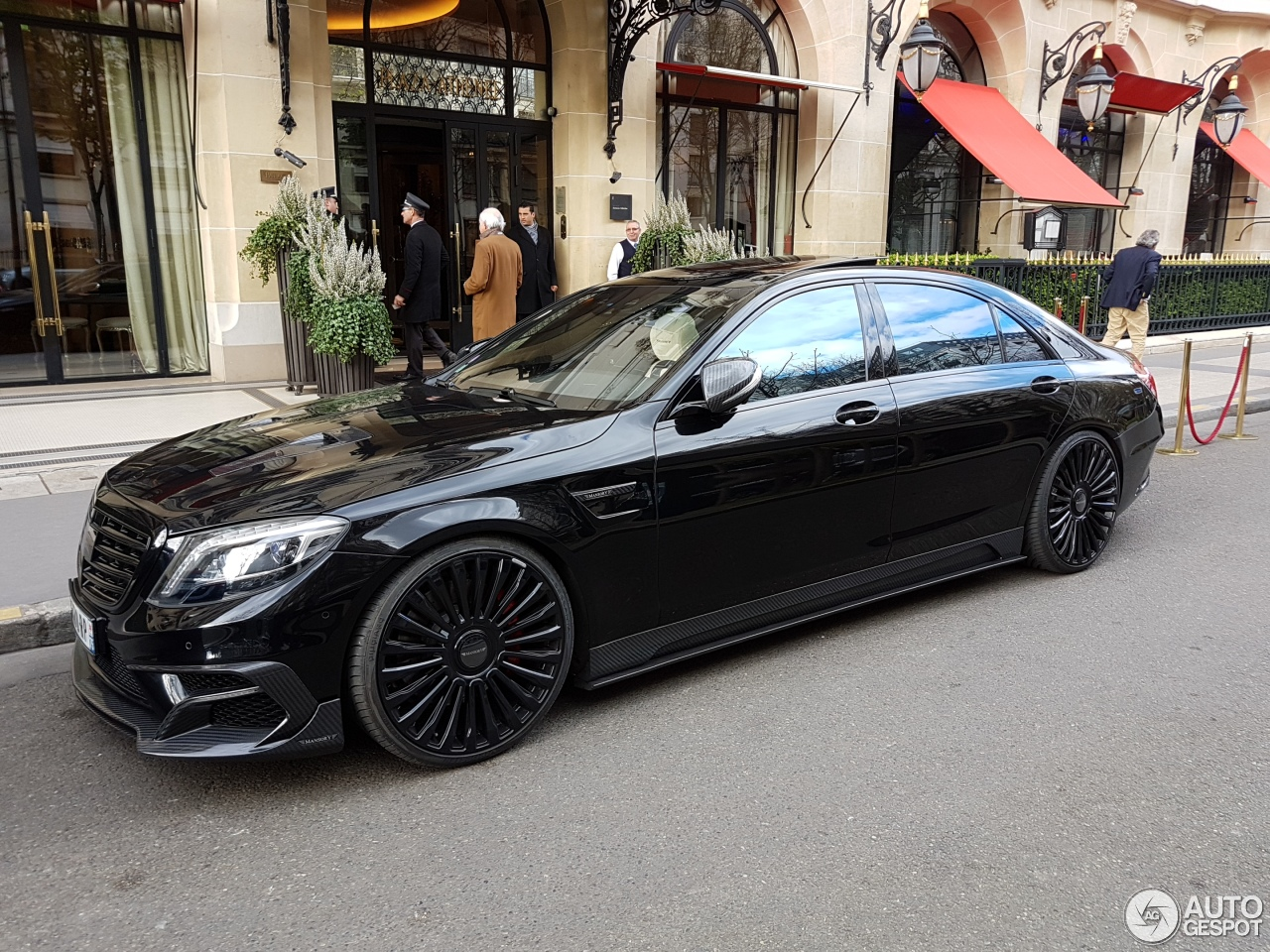 mercedes benz mansory s63 amg w222 23 march 2017 autogespot. Black Bedroom Furniture Sets. Home Design Ideas