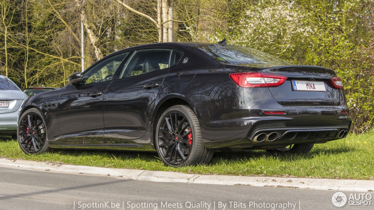 maserati quattroporte s q4 gransport 24 march 2017 autogespot. Black Bedroom Furniture Sets. Home Design Ideas