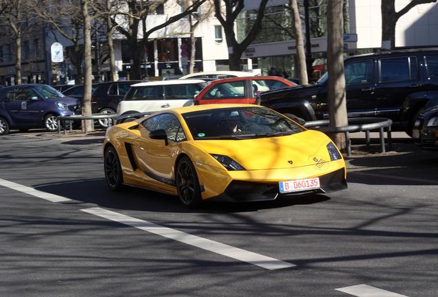 lamborghini gallardo lp570 4 superleggera - Lamborghini Gallardo Superleggera Lp570 4 Yellow