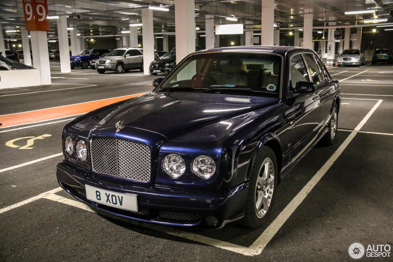 Bentley arnage t final images for O garage arnage