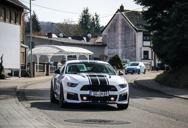 Ford Mustang Roush Stage 3 2015
