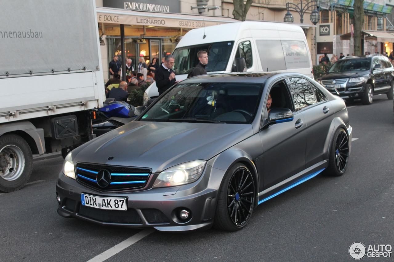 Mercedes benz c 63 amg w204 26 march 2017 autogespot for Mercedes benz w204