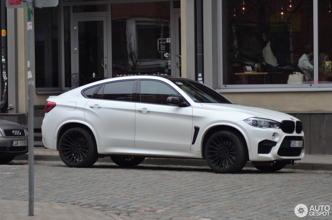 Bmw X6 M F86 27 March 2017 Autogespot