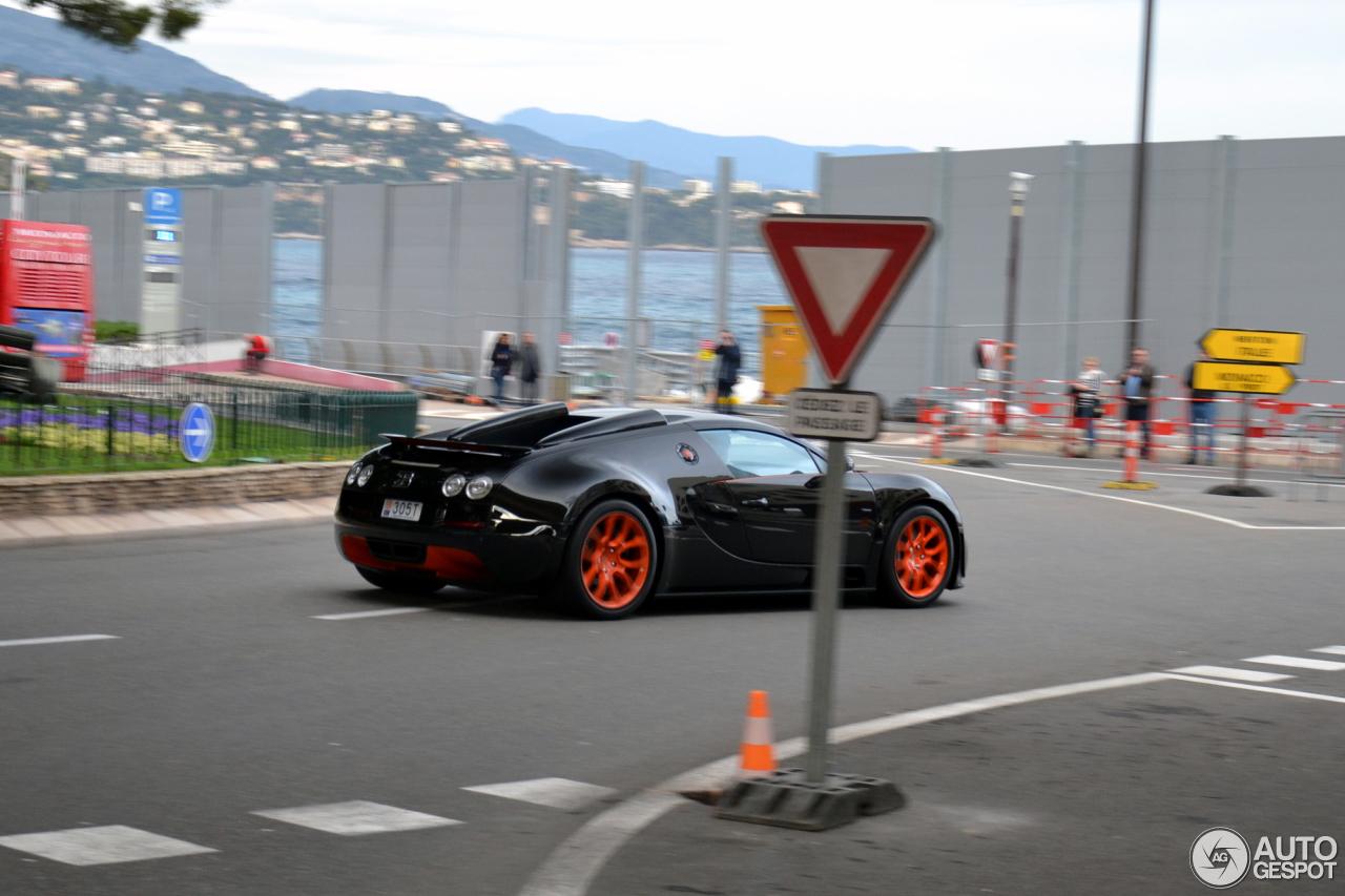 bugatti veyron 16 4 grand sport vitesse world record car edition 27 maart 2017 autogespot. Black Bedroom Furniture Sets. Home Design Ideas
