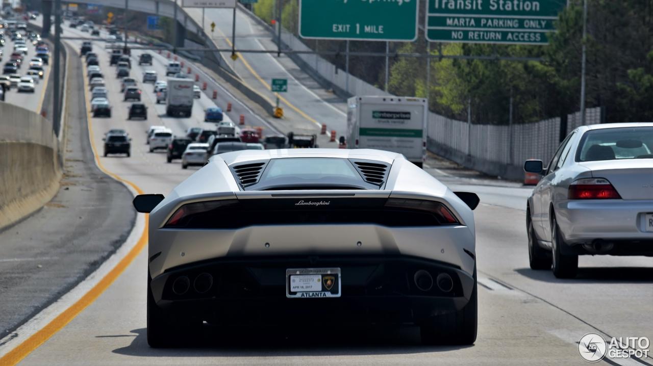 Lamborghini atlanta ga