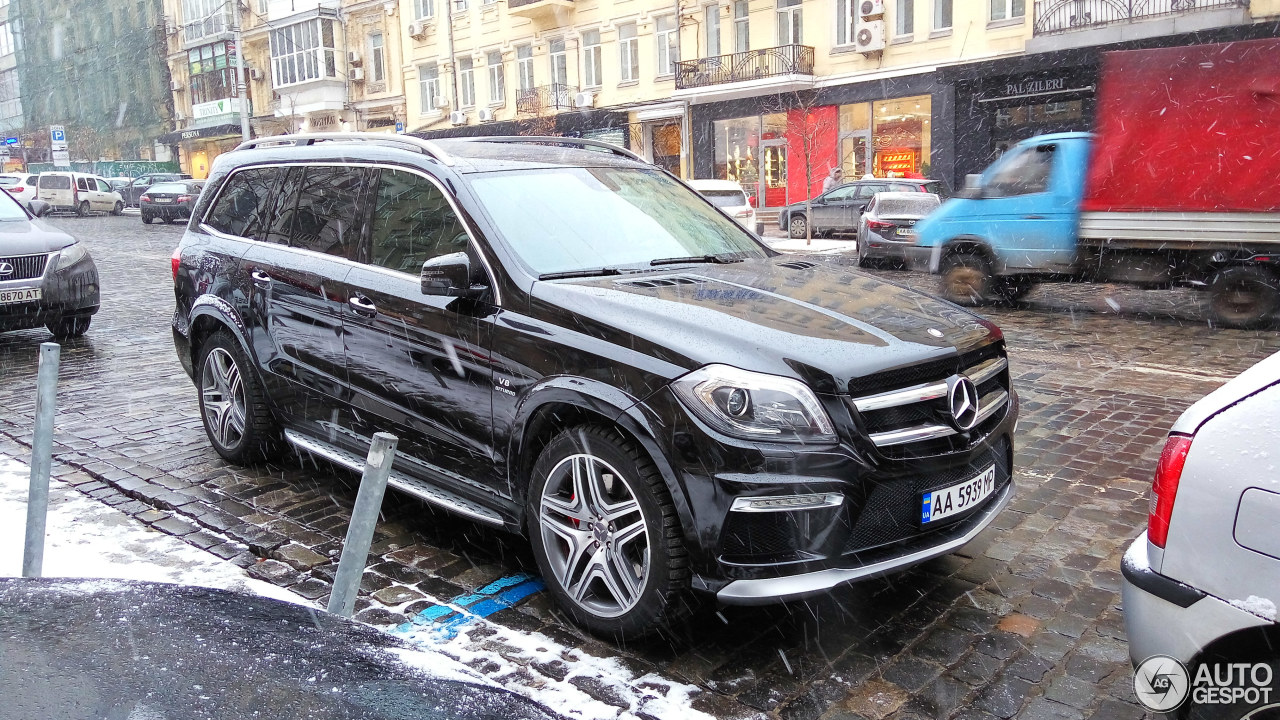 mercedes benz gl 63 amg x166 28 march 2017 autogespot. Black Bedroom Furniture Sets. Home Design Ideas