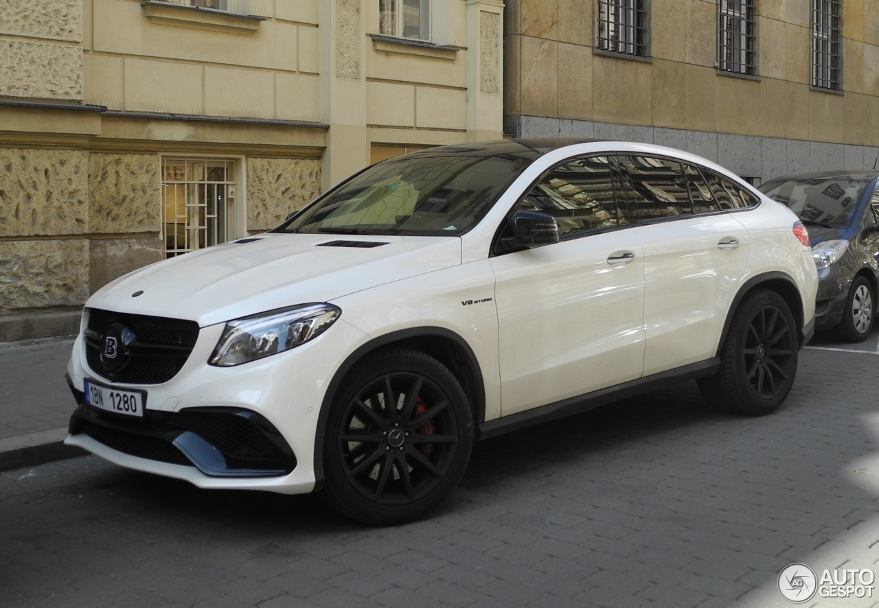 Mercedes amg gle 63 s coup 29 march 2017 autogespot for 2017 amg gle 63 mercedes benz