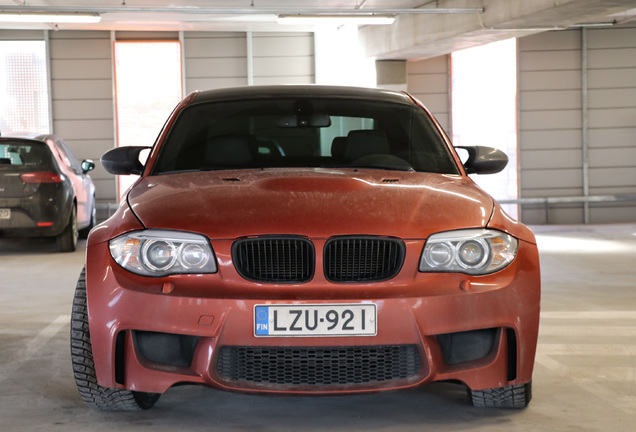 BMW 1 Series M Coupé