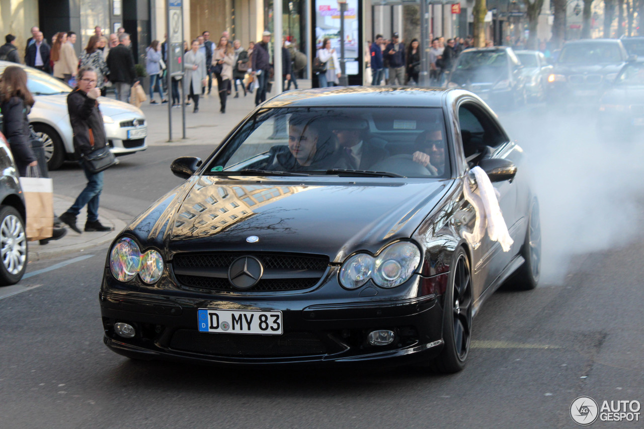 Mercedes benz clk 55 amg 30 march 2017 autogespot for Mercedes benz clk 2017