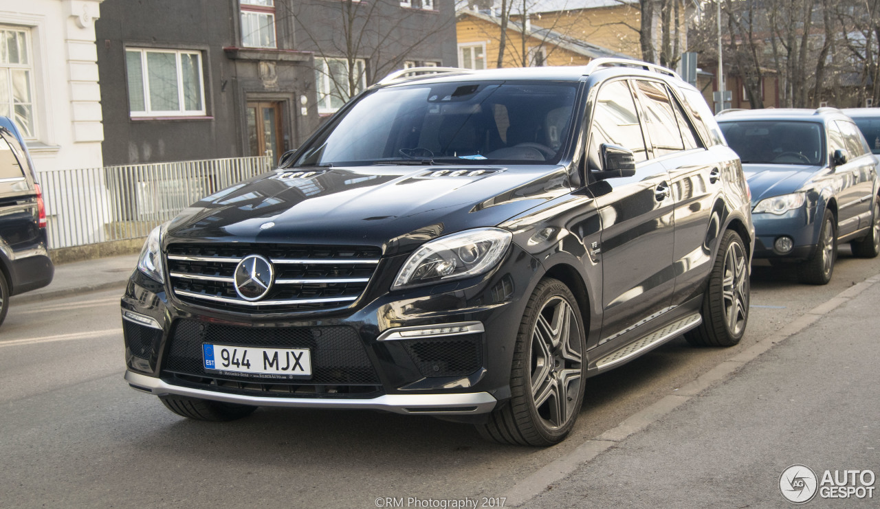 mercedes benz ml 63 amg w166 30 march 2017 autogespot. Black Bedroom Furniture Sets. Home Design Ideas