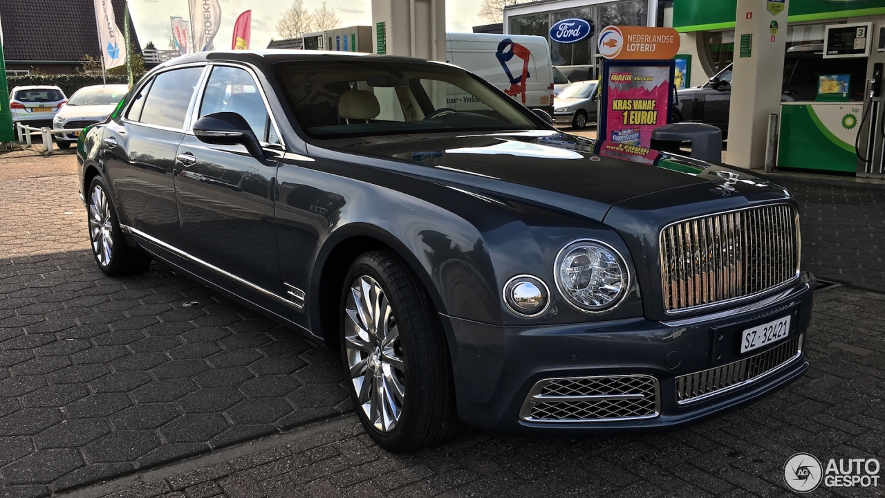 bentley mulsanne ewb 2016 31 march 2017 autogespot. Black Bedroom Furniture Sets. Home Design Ideas