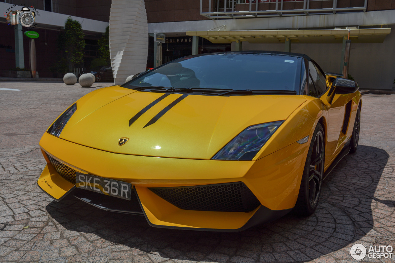 lamborghini gallardo lp570 4 spyder performante - Lamborghini Gallardo Superleggera Lp570 4 Yellow