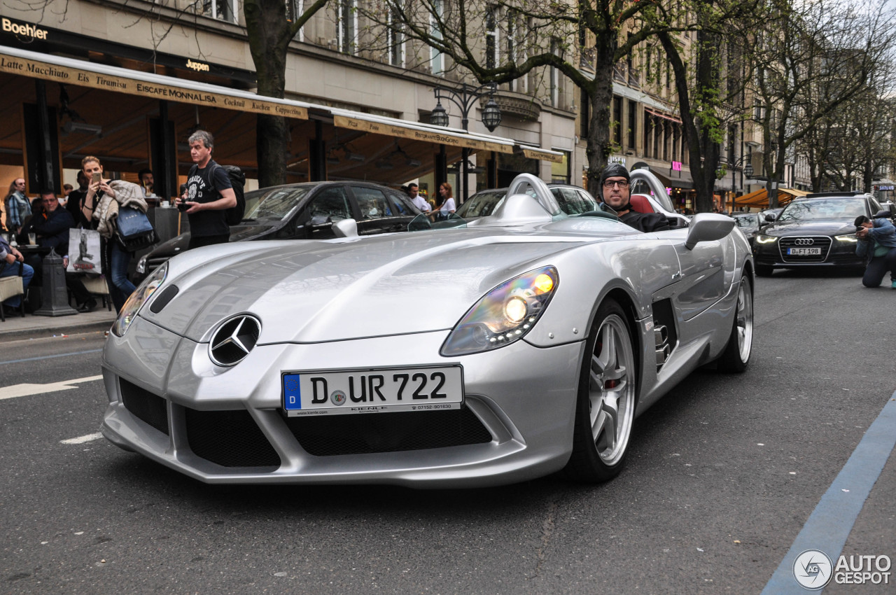 mercedes benz slr mclaren stirling moss 31 march 2017