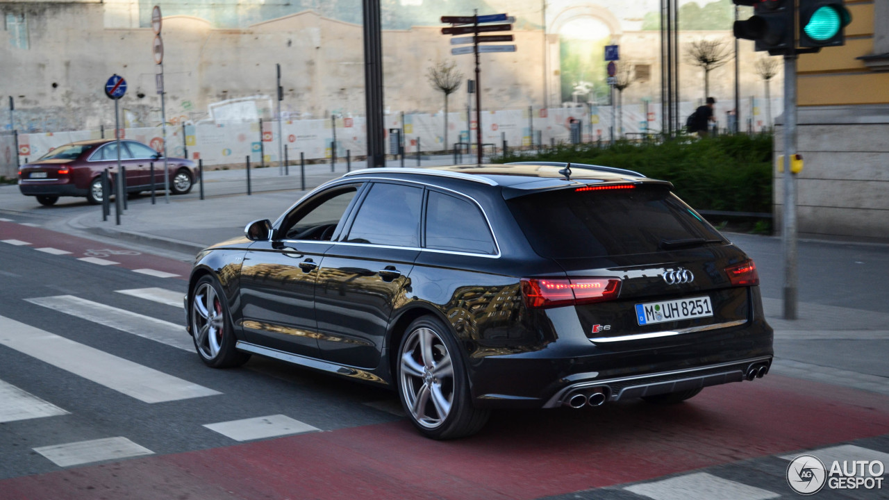 audi s6 avant c7 2015 1 april 2017 autogespot. Black Bedroom Furniture Sets. Home Design Ideas