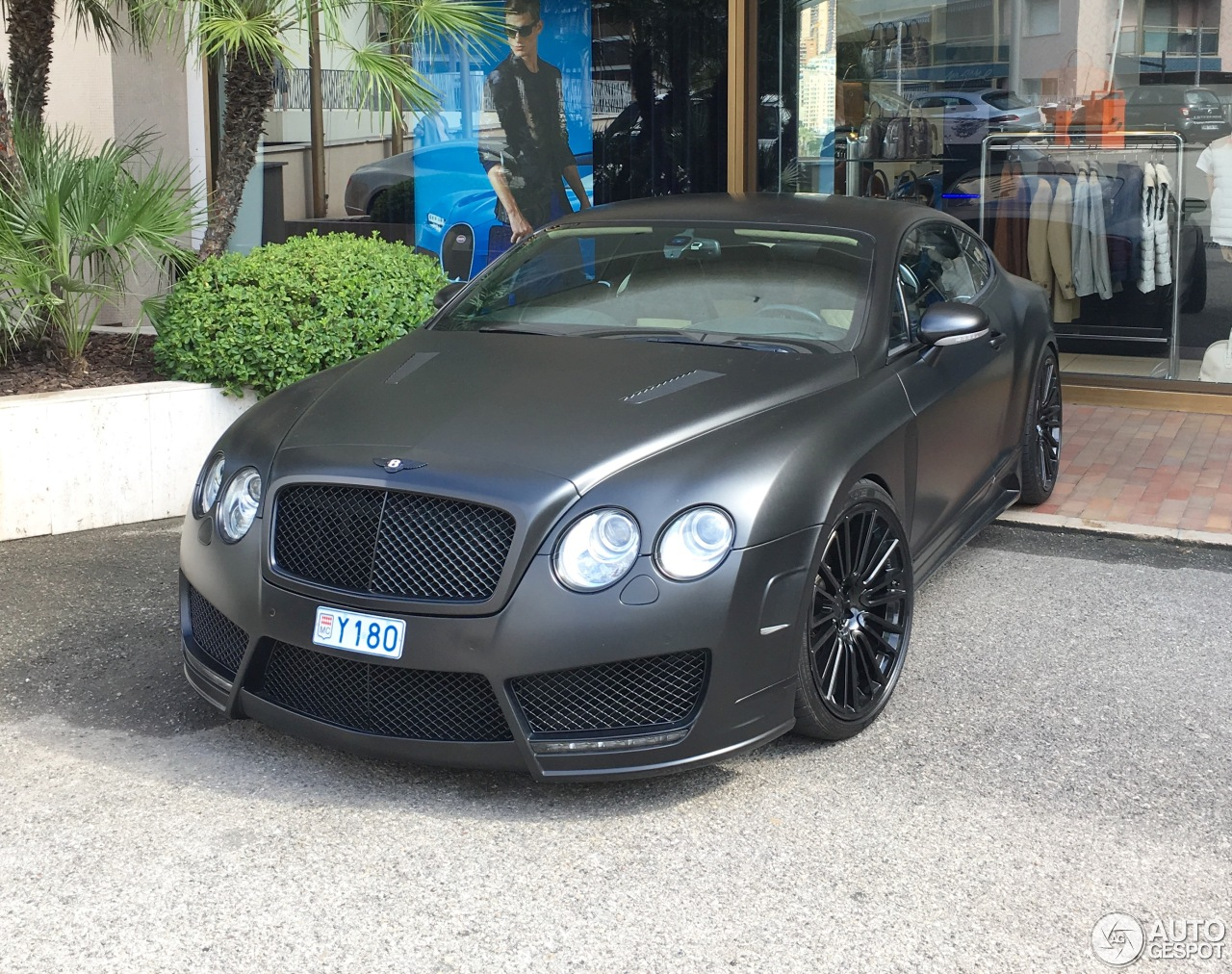 Bentley mansory continental gt speed 1 april 2017 autogespot 3 i bentley mansory continental gt speed 3 vanachro Gallery