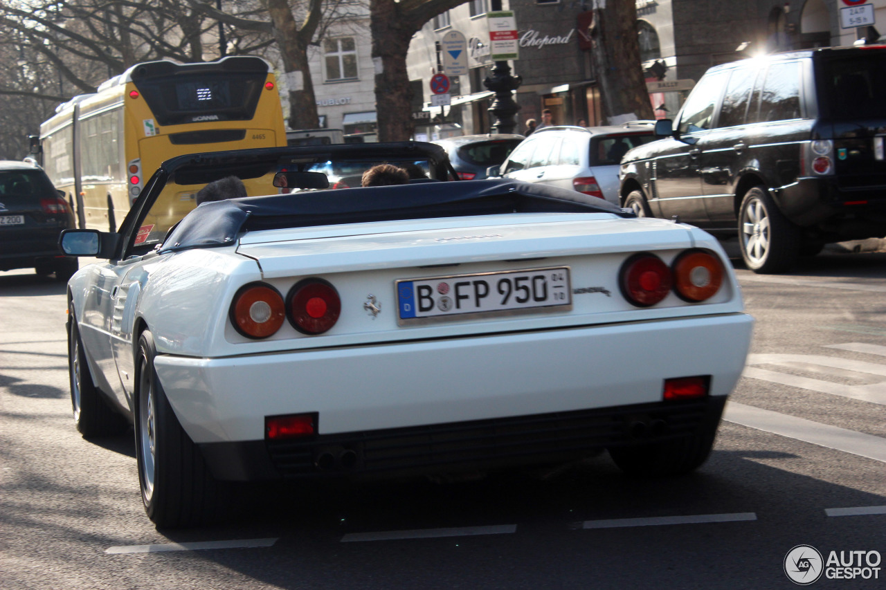 ferrari mondial t cabriolet 1 april 2017 autogespot. Black Bedroom Furniture Sets. Home Design Ideas