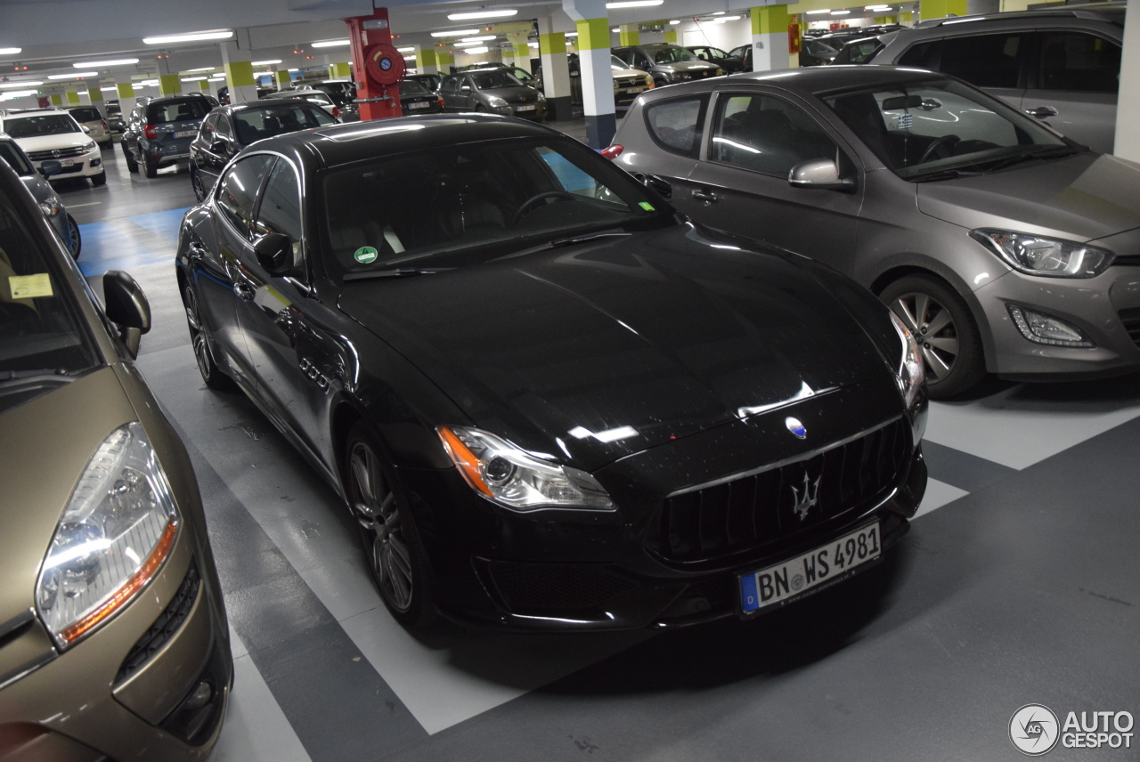 maserati quattroporte s gransport 1 april 2017 autogespot. Black Bedroom Furniture Sets. Home Design Ideas