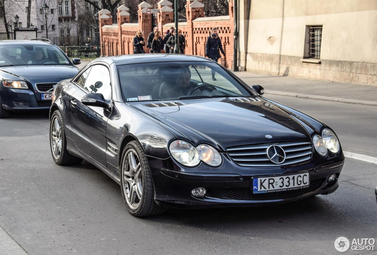 Mercedes benz sl 600 r230 1 2017 autogespot for Mercedes benz c 600