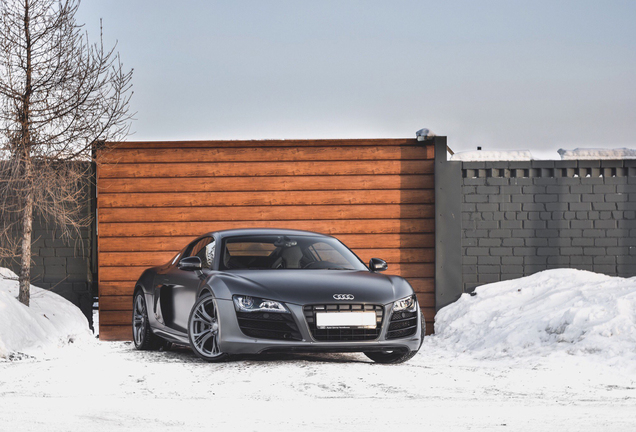 Audi R8 V10 Phantom Edition