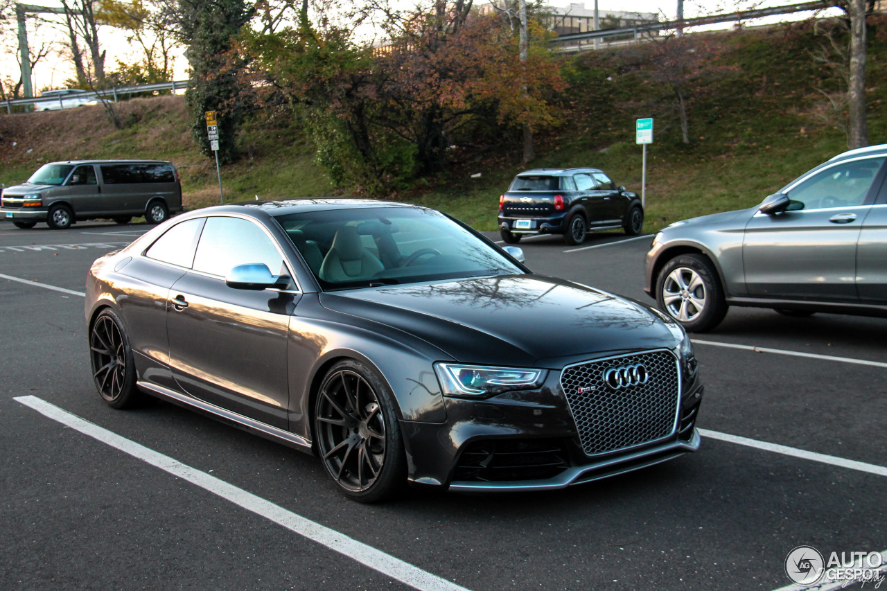 Audi Rs5 B8 2012 2 April 2017 Autogespot