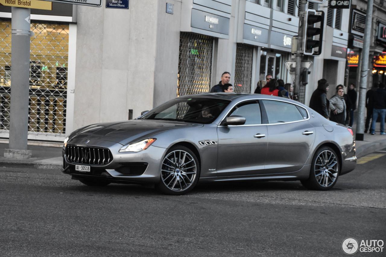 Maserati Quattroporte S Q4 GranSport - 2 April 2017 - Autogespot