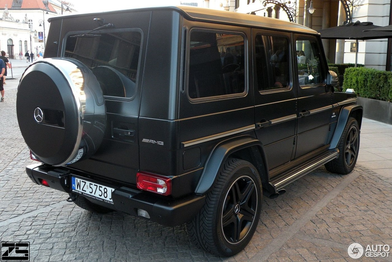 Mercedes benz g 63 amg 2012 2 avril 2017 autogespot for 2017 mercedes benz amg g 63