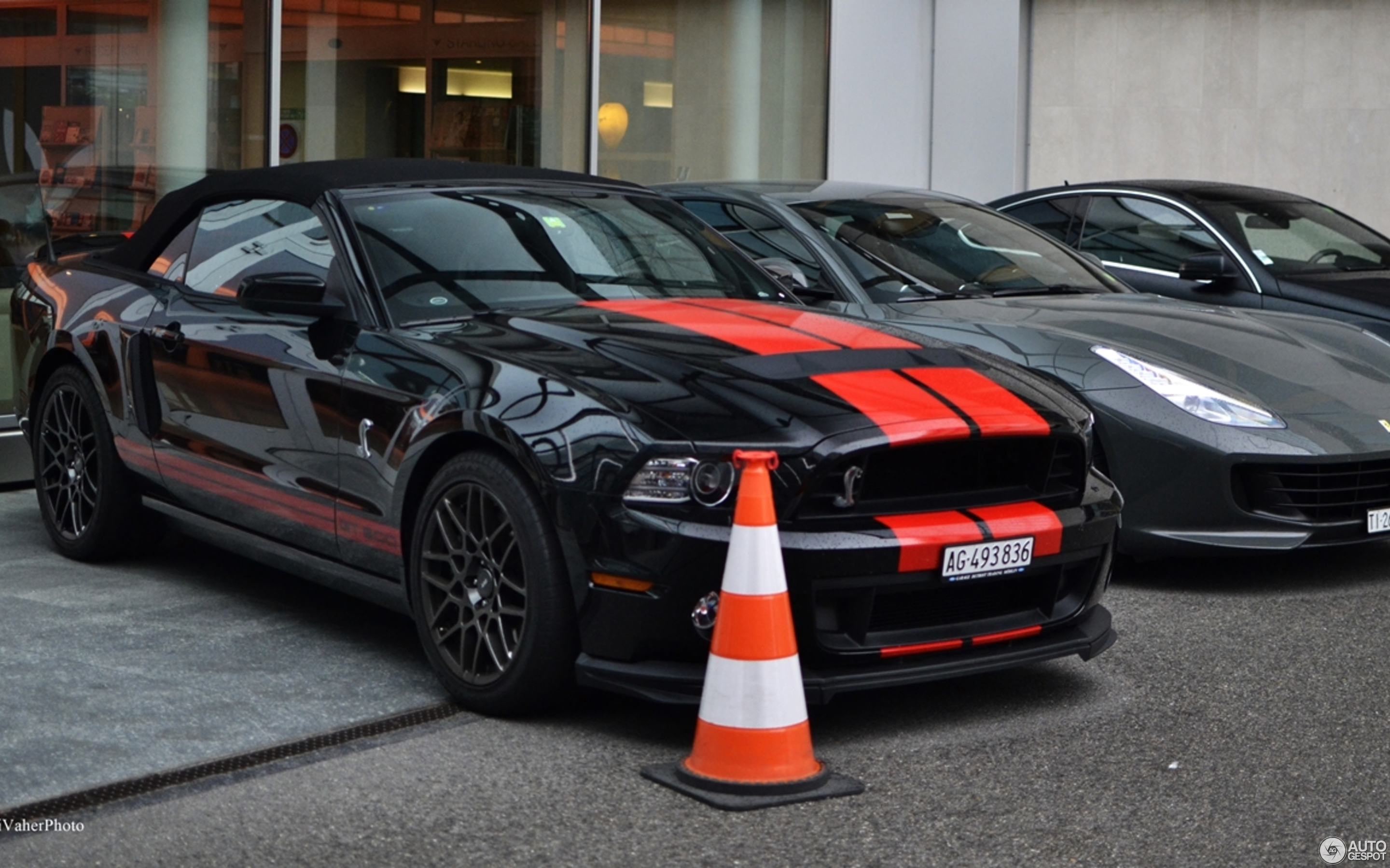 Ford Mustang Shelby Gt500 Convertible 2017 2 April