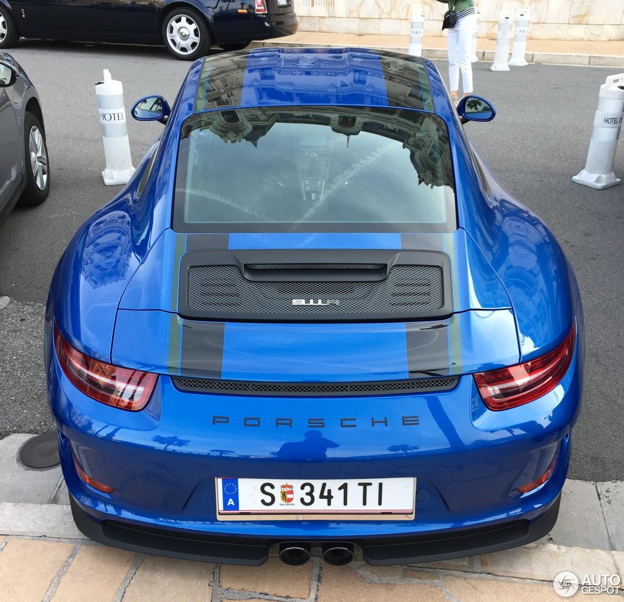 Porsche 911 2 7 Engine Weight: Porsche 911 R