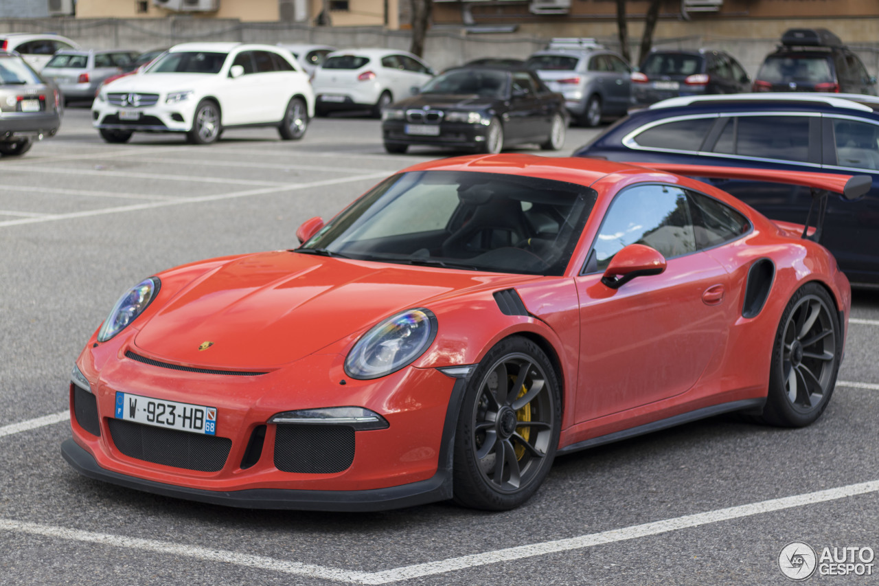 porsche 991 gt3 rs 2 april 2017 autogespot. Black Bedroom Furniture Sets. Home Design Ideas