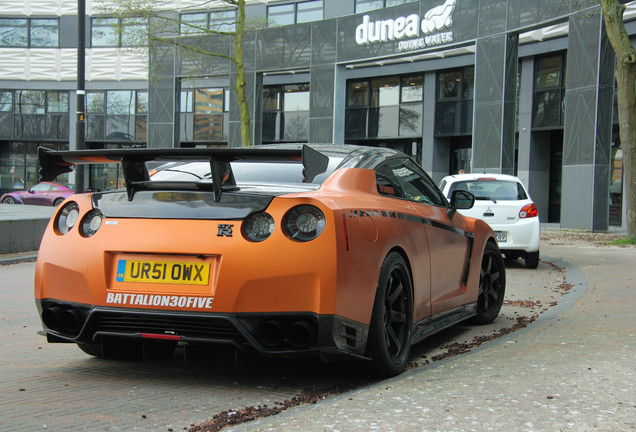 Nissan GT-R 2013 Litchfield