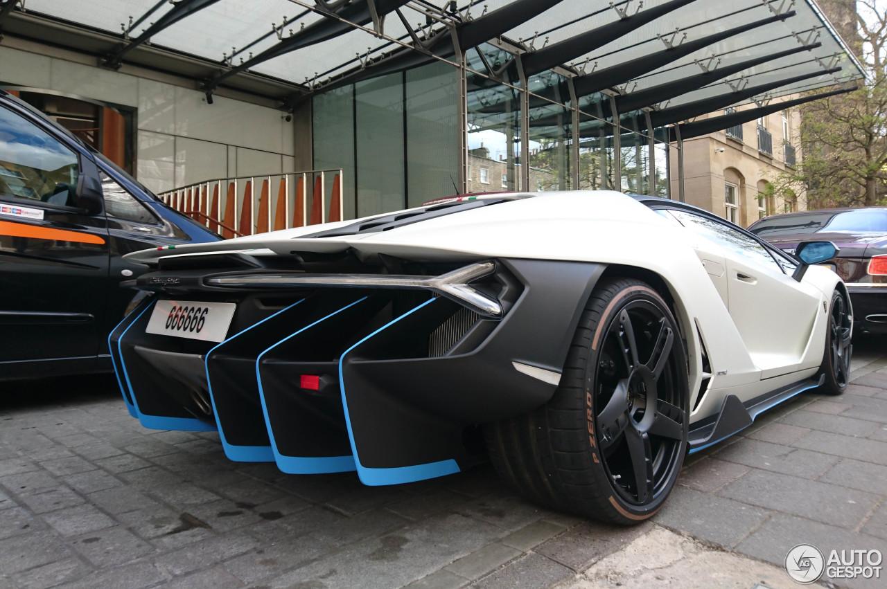 Lamborghini Centenario Lp770 4 3 April 2017 Autogespot
