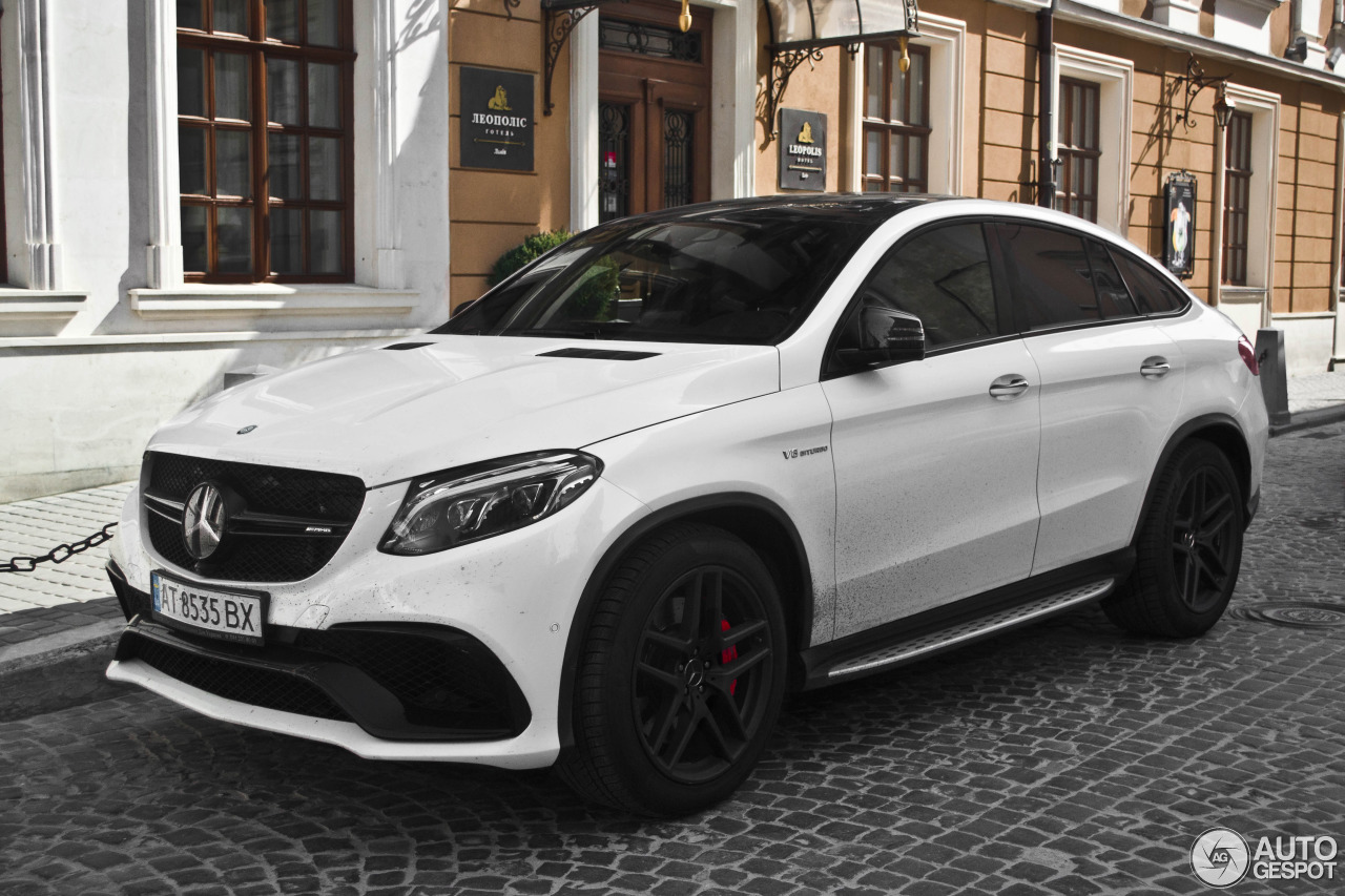 mercedes amg gle 63 s coup 3 april 2017 autogespot. Black Bedroom Furniture Sets. Home Design Ideas